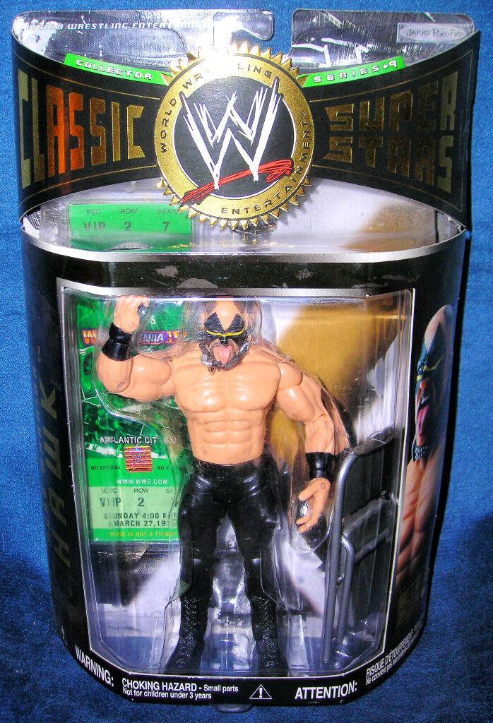 Hawk ROAD WARRIORS Classic Superstars WWE Wwf Wcw Tna Nouveau Rapide Lendemain Livraison