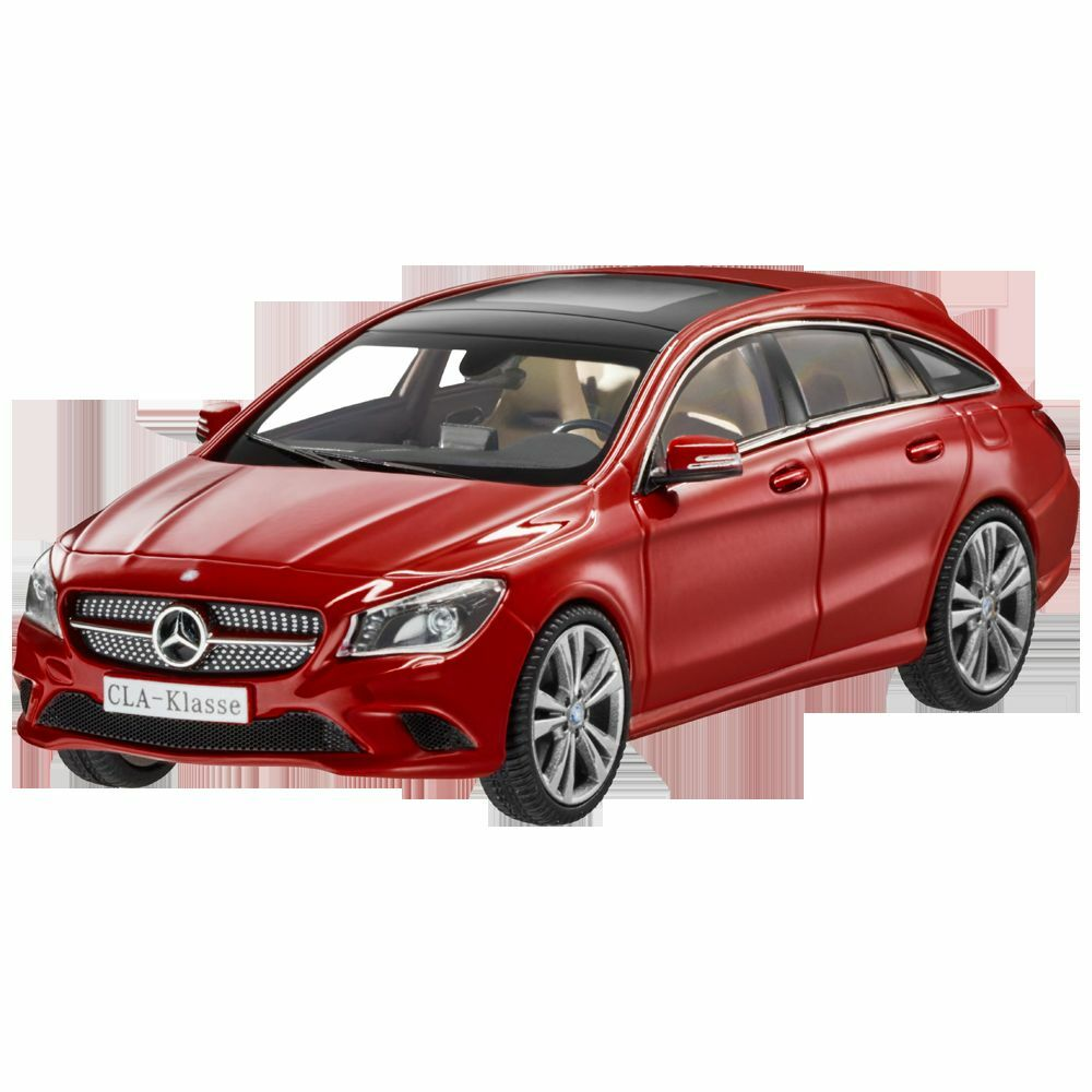 Mercedes Benz x 117 Cla Shooting Brake 2015 Jupiter Red 1 43 Nip