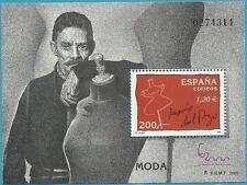 Spanien aus 2000 ** postfrisch Block 89 MiNr.3592 - Del Pozo, Designer!