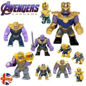 51fc7fde Image is loading Avengers-Marvel-Figure-Thanos-Infinity-Gauntlet-Iron-Man-