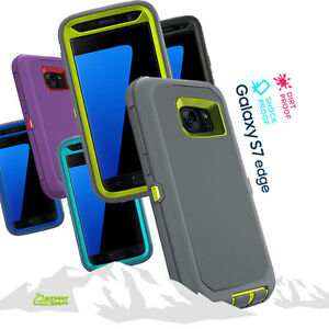buy popular b27a8 5e5f9 Tradesman Hard Heavy Duty Case Cover For Samsung Galaxy S7 / S7 Edge ...