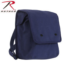 Army Heavy Canvas Tech Bag Military Map Case Shoulder Pack Tablet Carry  Pouch d7fff2579d8