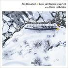 Aki Rissanen//Jussi Lehtonen Quartet with Dave von Aki Rissanen,Dave Lehtonen Jussi Quartet & Liebman (2015)