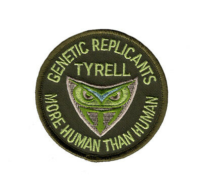 CYBERDYNE SYSTEMS TERMINATOR MOVIES HOOK PATCH MILTACUSA 3.0 X 2.0