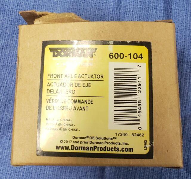 Dorman 600-104 Heater Valve
