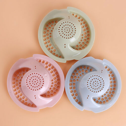 Bathroom Drain Hair Catcher Bath Stopper Sink Strainer Filter Cover Kitchen G