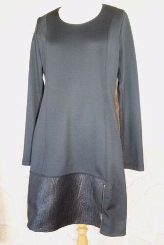 a Taglia New € Etichettato Dress Black Kayan Eva 139 Brand 42 Pw8XX