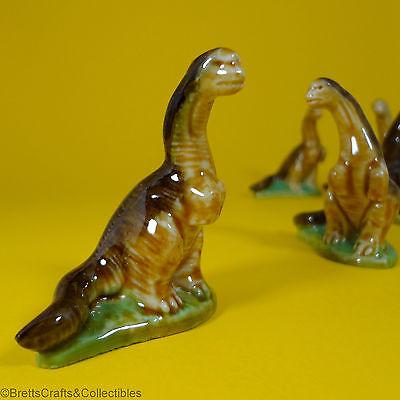 Wade Whimsies (1993/2008) Dinosaurs Series (1993/Set #1) - Camarasaurus