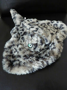 946-DOUDOU-PELUCHE-RAIE-LEOPARD-POISSON-2000-K-amp-M-INTERNATIONAL-EXCELLENT-ETAT