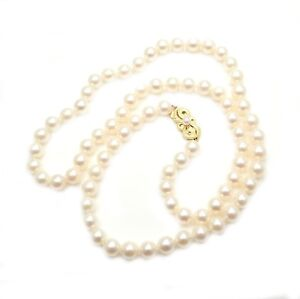 Authentic-Mikimoto-18k-Yellow-Gold-7mm-to-6-5mm-Pearl-Necklace-22-034