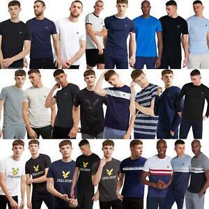 Lyle-amp-Scott-Camiseta-Prendas-para-el-torso-estilos-surtidos
