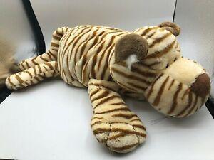 NICI-Tiger-Lying-Wild-Friends-Plush-Kids-Soft-Stuffed-Toy-Animal-Doll-Teddy-Bear