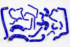 Volkswagen Golf Mk4 R32 Coolant Silicon Hoses 19 Pcs Radiator 3.2L Hose Kit Blue