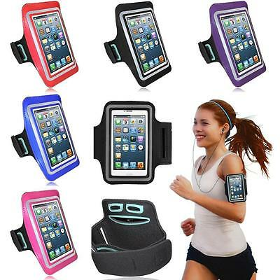 Offen Sports Running Jogging Gym Armband Waist Bag Fanny Bag Holder Iphone Samsung Weich Und Leicht
