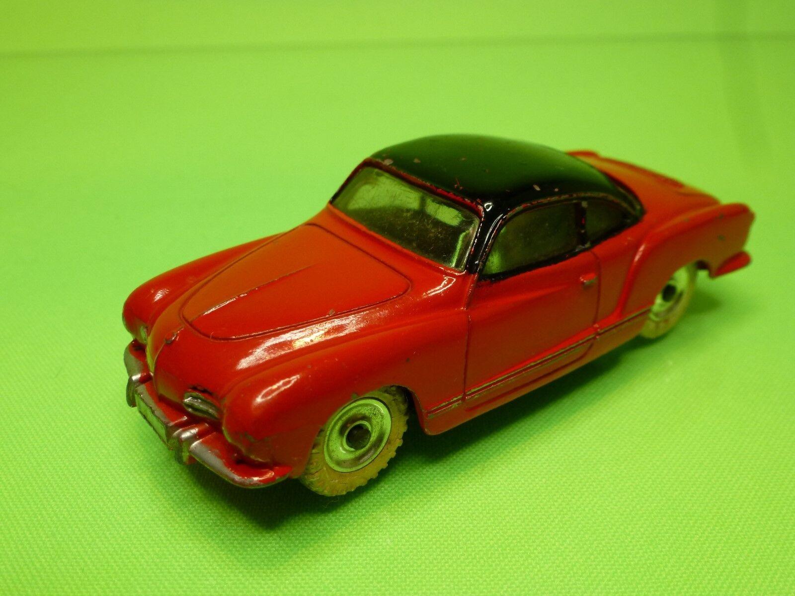 DINKY TOYS TOYS TOYS - 1 43 - NO= 187 VW VOLKSWAGEN KARMANN GHIA   - VERY GOOD  CONDITION 391787