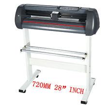 720mm Cutting Plotter Vinyl Sign Cutters 28 Printer Sticker Heat Press Artcut