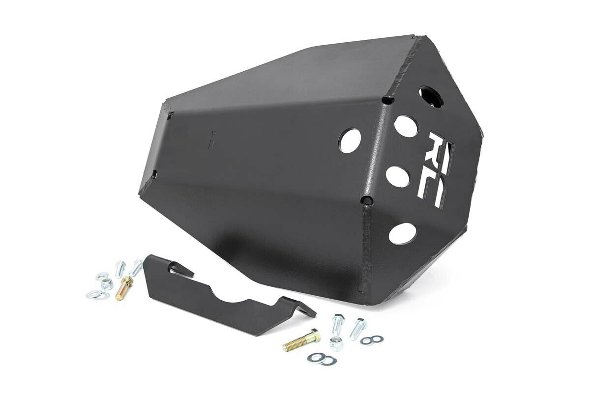 ispacegoa.com 10623 Rough Country Front M186 Diff Skid Plate for ...