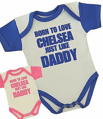 Bib Baby Grow Born to be Biker Gift Funny Christening Shower Boy Girl Vest