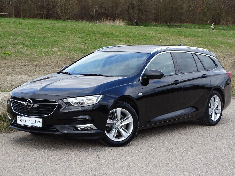 Opel Insignia Billede 7