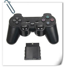 PS2 Dualshock Controller Wireless analog 100% compatible Color black SONY