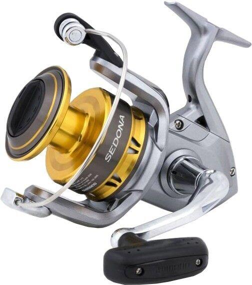Shimano Sedona FI , Spinning Fishing Rreel, Hagane Gear, Model 2017, SE8000FI