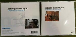 SOLVEIG SLETTAHJELL: Domestic Songs. ACT CD 2007. Großartige STIMME!! NEU/unvers