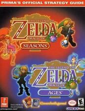 The Legend of Zelda: Oracle of Seasons & Oracle of Ages: Prima's Official Strate