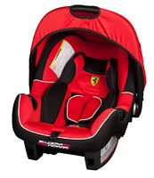 Official Ferrari Corsa Car Seat Baby Infant Carrier Beone Sp Adac
