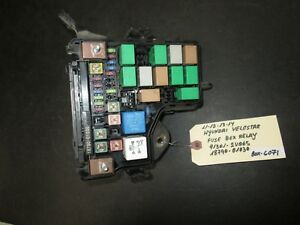 11 12 13 14 hyundai veloster 1.6 fuse box relay #91301-2v065,18790-01030 |  ebay  ebay