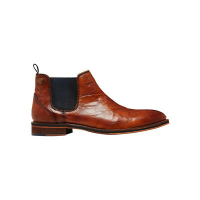 NEW Julius Marlow Holster Boot Tan