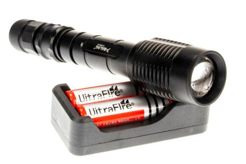Taschenlampe Jagd Scheinwerfer X-BALOG BL-Q2804-T6 LM021