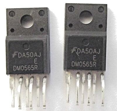 DM0565R Fairchild Power Switch 2,8a 6-polig TO-220F /'/'UK Company SINCE1983 Nikko