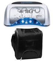 Gelish Harmony 18g Plus 36-watt Led Gel Light + Shoulder Strap Travel Bag on sale
