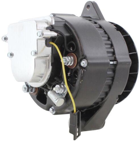 New USA Built Alternator Universal Inboard SAEJ1171 18-6263 MR12N451D 60108