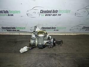 2004 Kia Carens 2 0 Diesel Crdi 16v Ignition Barrel With Key