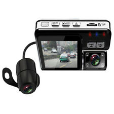 Separate Lens DVR X2 Dual Camera Car DVR/Video Recorder Camcorder DVR