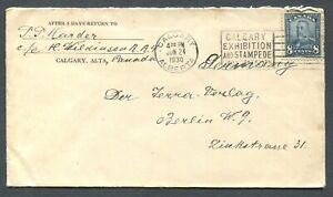 CANADA-034-SCROLL-034-FOREIGN-DESTINATION-COVER-TO-BERLIN-GERMANY