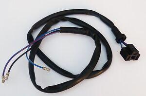 H4 Bulb Socket & Wiring Loom / Harness for MG Triumph Austin Morris