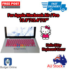 b6078cd87 Hello Kitty Keyboard Case Cover Protector for Apple MacBook Pro Air 13.3
