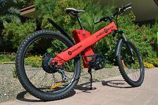 """Electric Bike,mountain Ebike, City Ebike,lithium Battery,26"""" Red Ebike"""