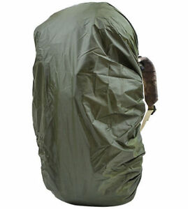 3a6ad3728 Image is loading Mil-Tec-Waterproof-RIPSTOP-Hiking-Travel-RUCKSACK-RAIN-