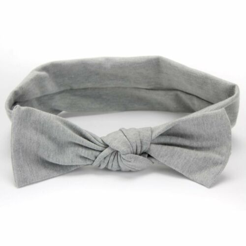 Kids Girl Baby Toddler Bowknot Headband Hair Band Accessories Headwear Head Wrap