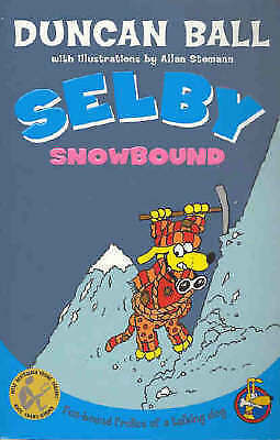 1 of 1 - SELBY SNOWBOUND (part 6 in Selby Series) by DUNCAN BALL   NEW