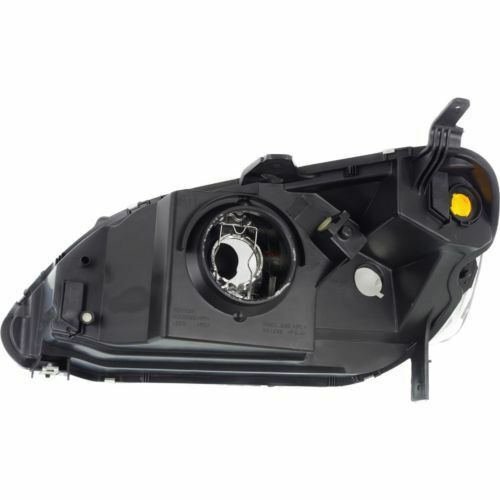 New HO2519102 Passenger Side Headlight for Honda Civic 2001-2003