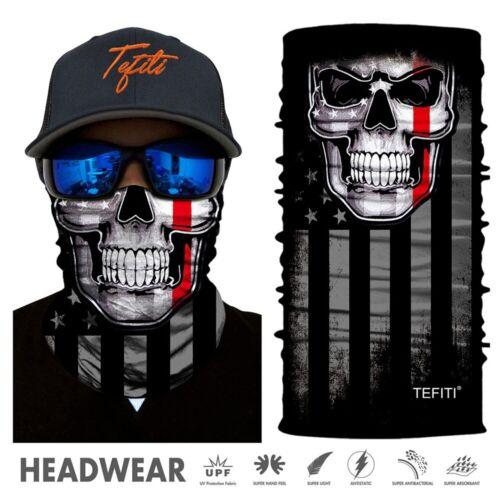 Motorcycle Cycling Bandanas Face Snood Tube Neck Tube Scarf Balaclava Headwear