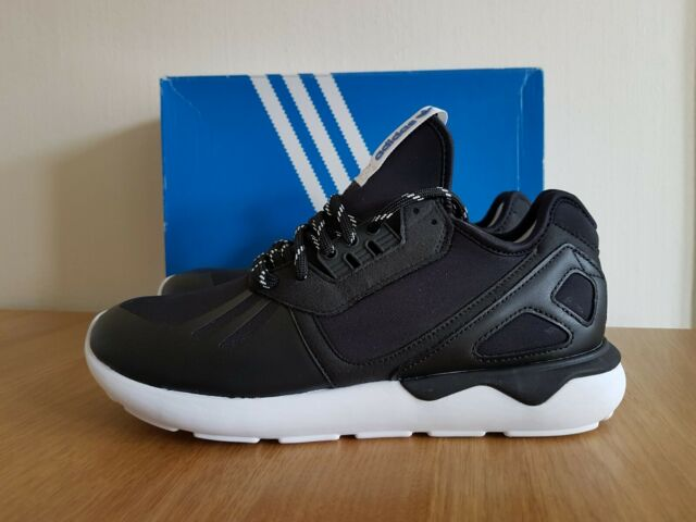 Adidasoriginals Herren Tubular Runner Sneaker Schuhe BlackWhite m19648 UK 8.5
