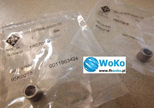 INA HK0709 Needle Roller Bearing. Drawn Cup Type HK 0709B, hk0709 7x11x9 INA