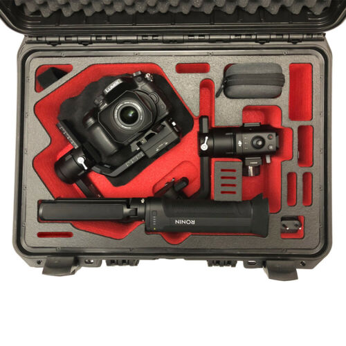 Tomcase Ronin-s Outdoor case xt430 Black