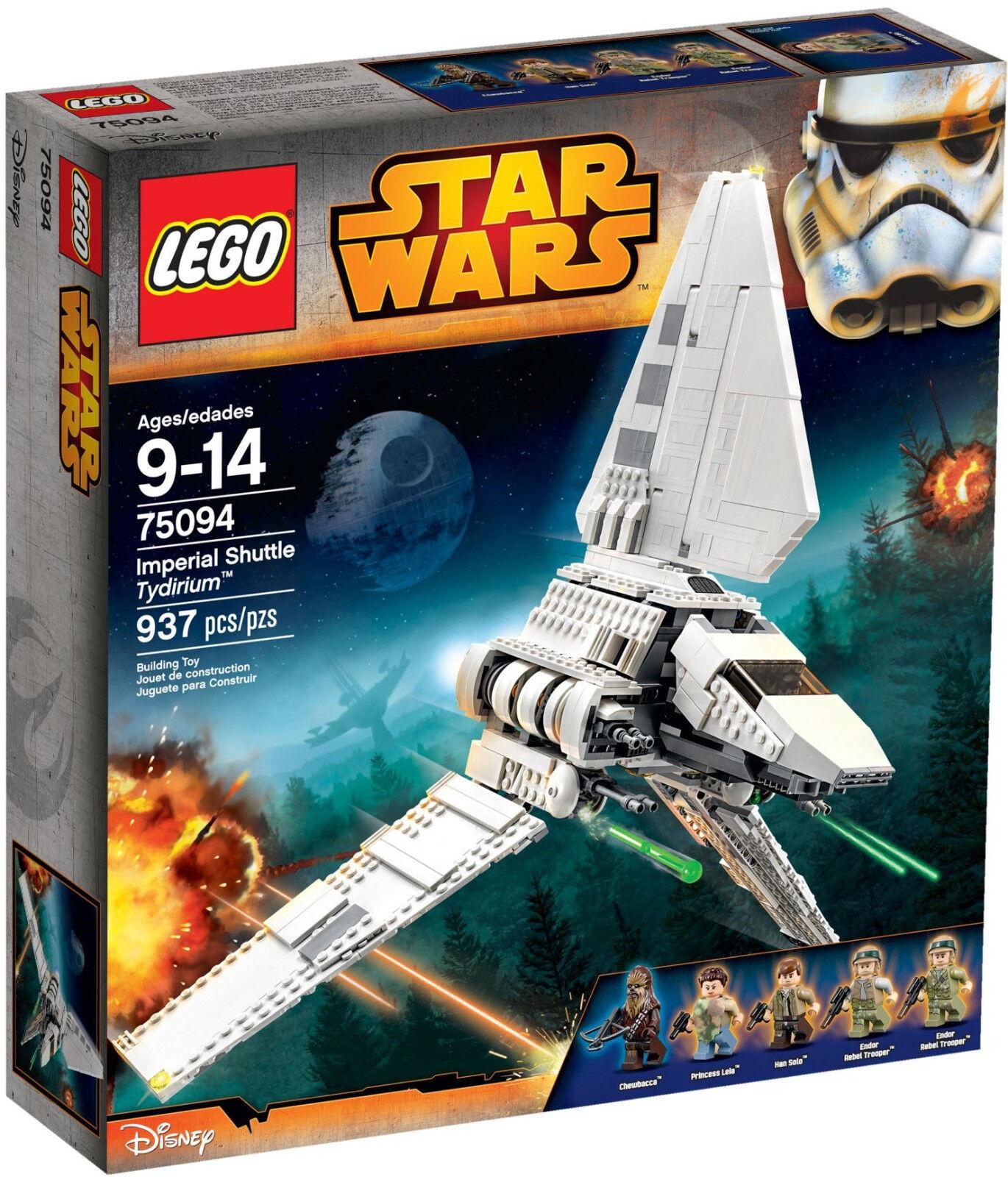 LEGO star wars - 75094 Imperial navette tydirium avec Leia & Han solo-NEUF & OVP