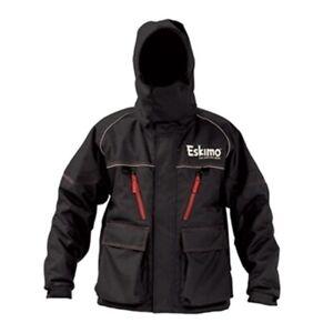 Eskimo-Lockout-Jacket-Sz-L-Ice-fishing-floating-jacket